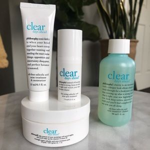 Philosophy: Clear Days Ahead Trial Size Set